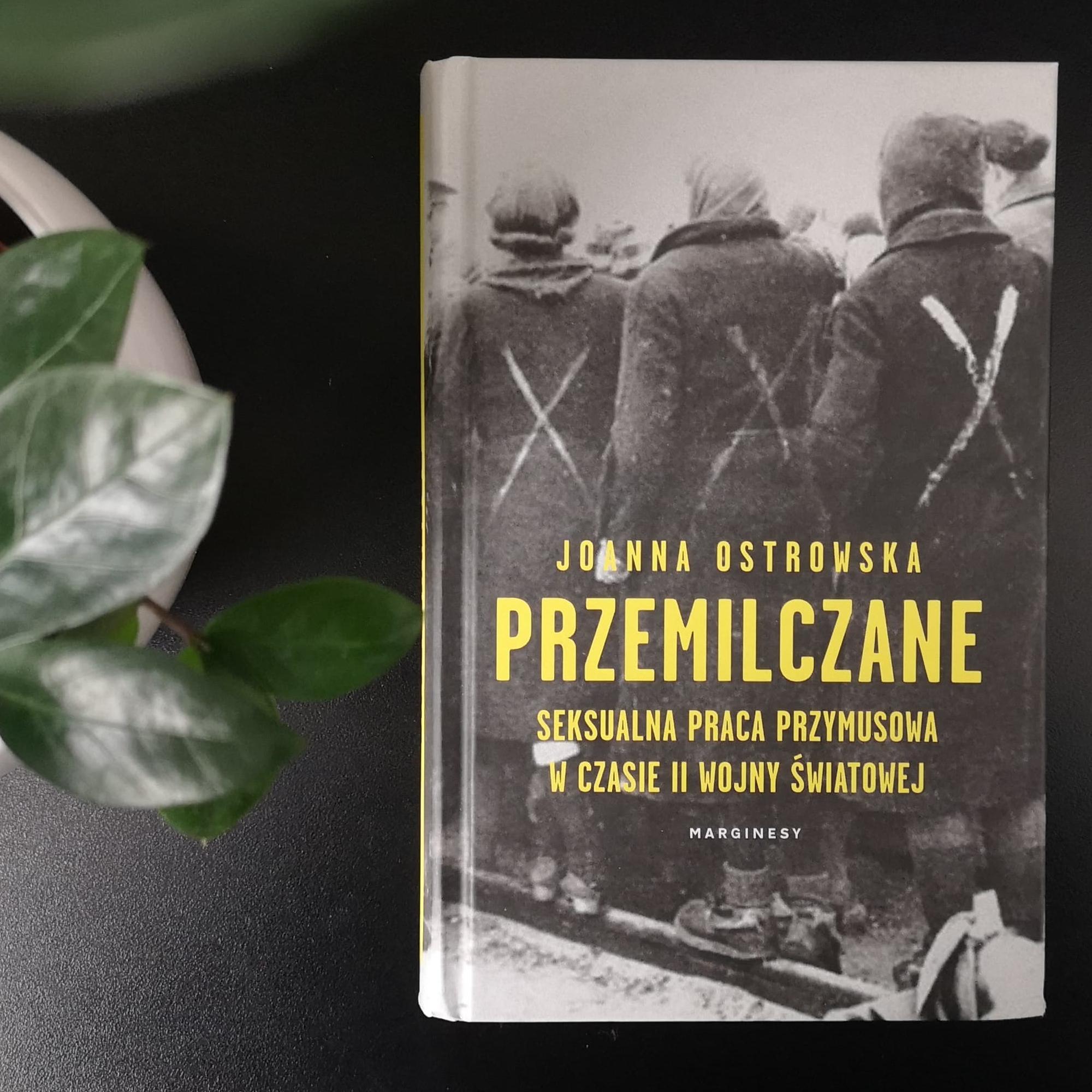 """""""Przemilczane"""" Joanny Ostrowskiej, fot. archiwum Biblioteki Gdynia"""