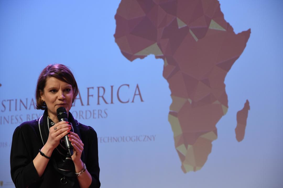 "Konferencja ""Business Beyond Borders – Destination Africa"" // fot. Jan Ziarnicki"