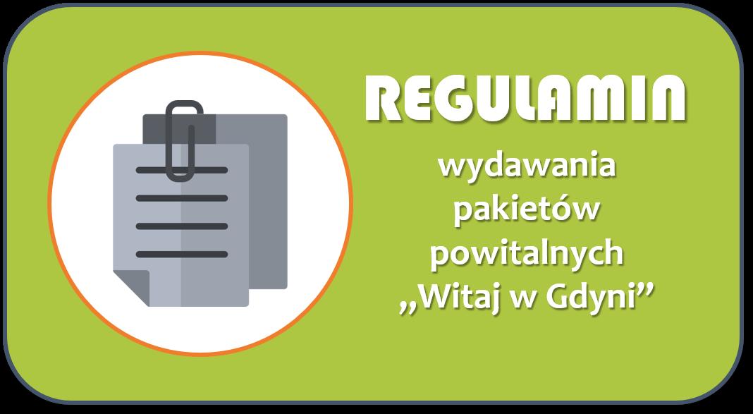Regulamin wydawania pakietów powitalnych