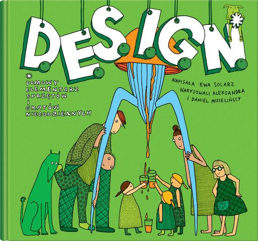 Książka Design, Ewa Solarz
