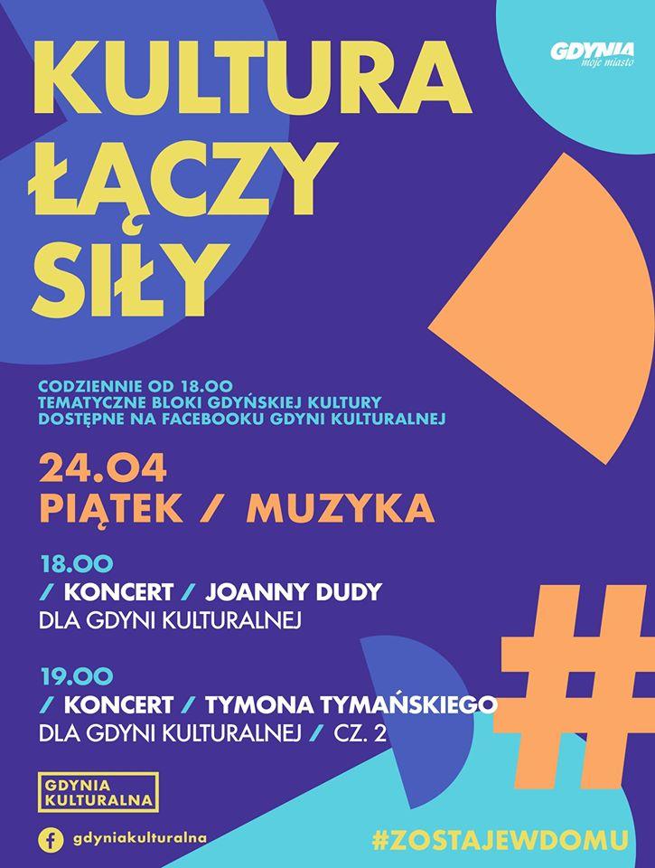 Koncerty Gdyni Kulturalnej