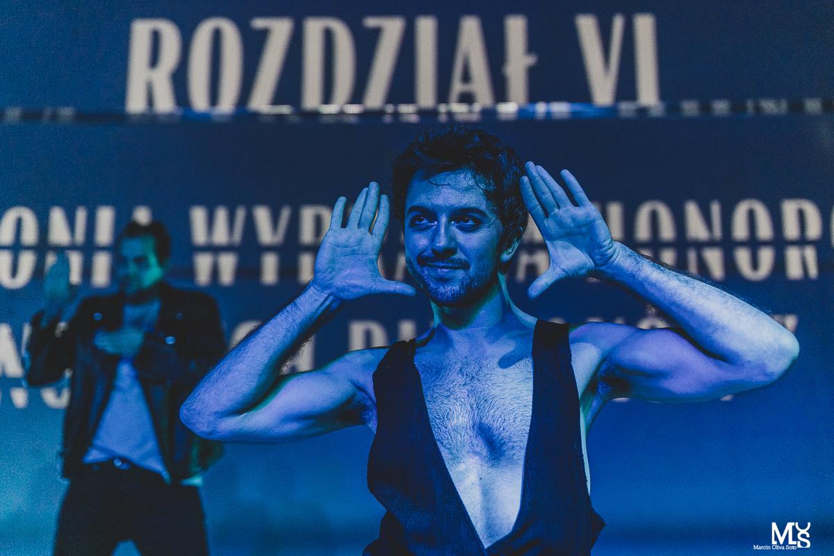 Nocni pływacy, fot. Marcin Oliva Soto