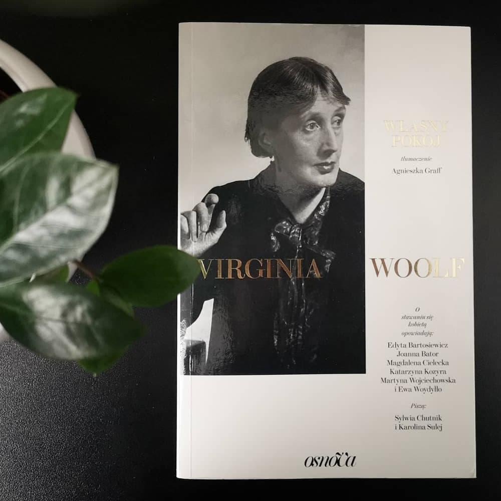 """""""Własny pokój"""" Virginia Woolf, fot. archiwum Biblioteki Gdynia"""