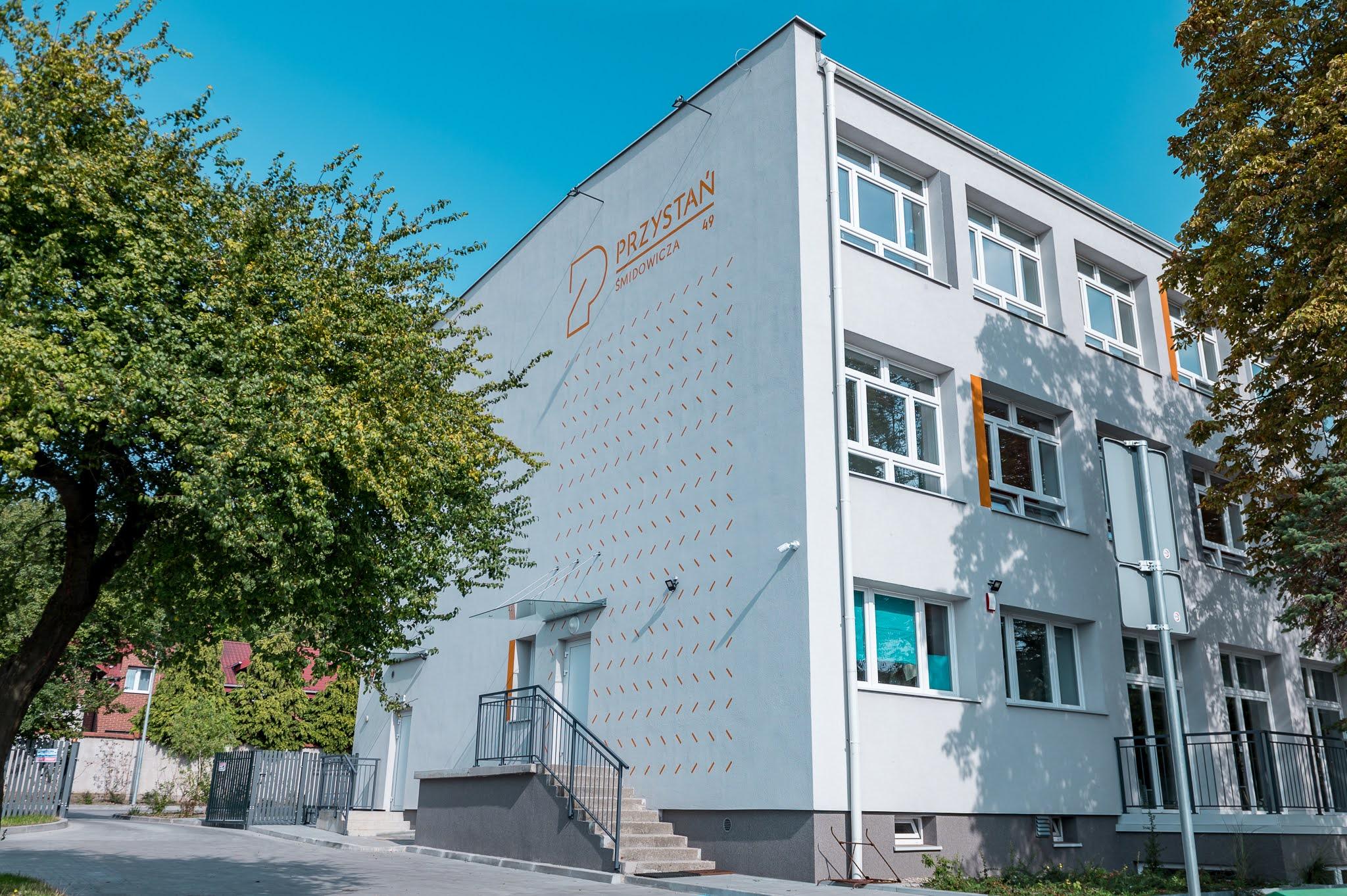 Przystań Śmidowicza już dla mieszkańców - to zupełnie nowe centrum sąsiedzkie na Oksywiu, fot. Jacek Klejment