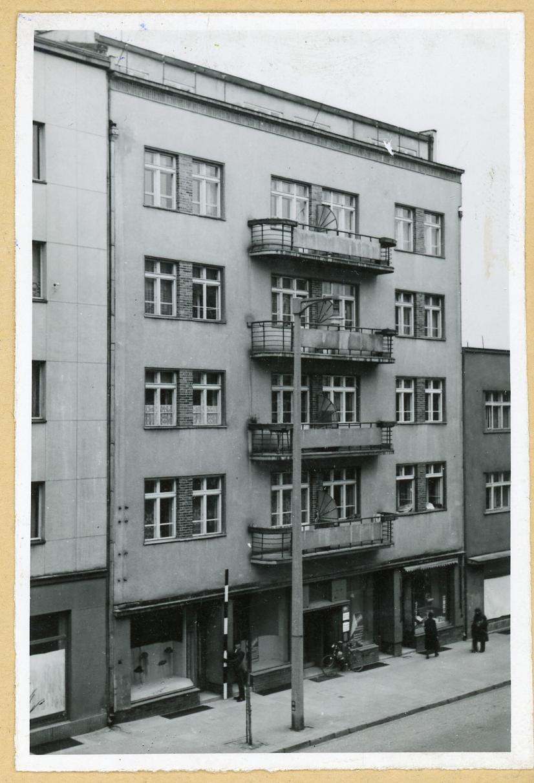 Budynek w 1940 r.