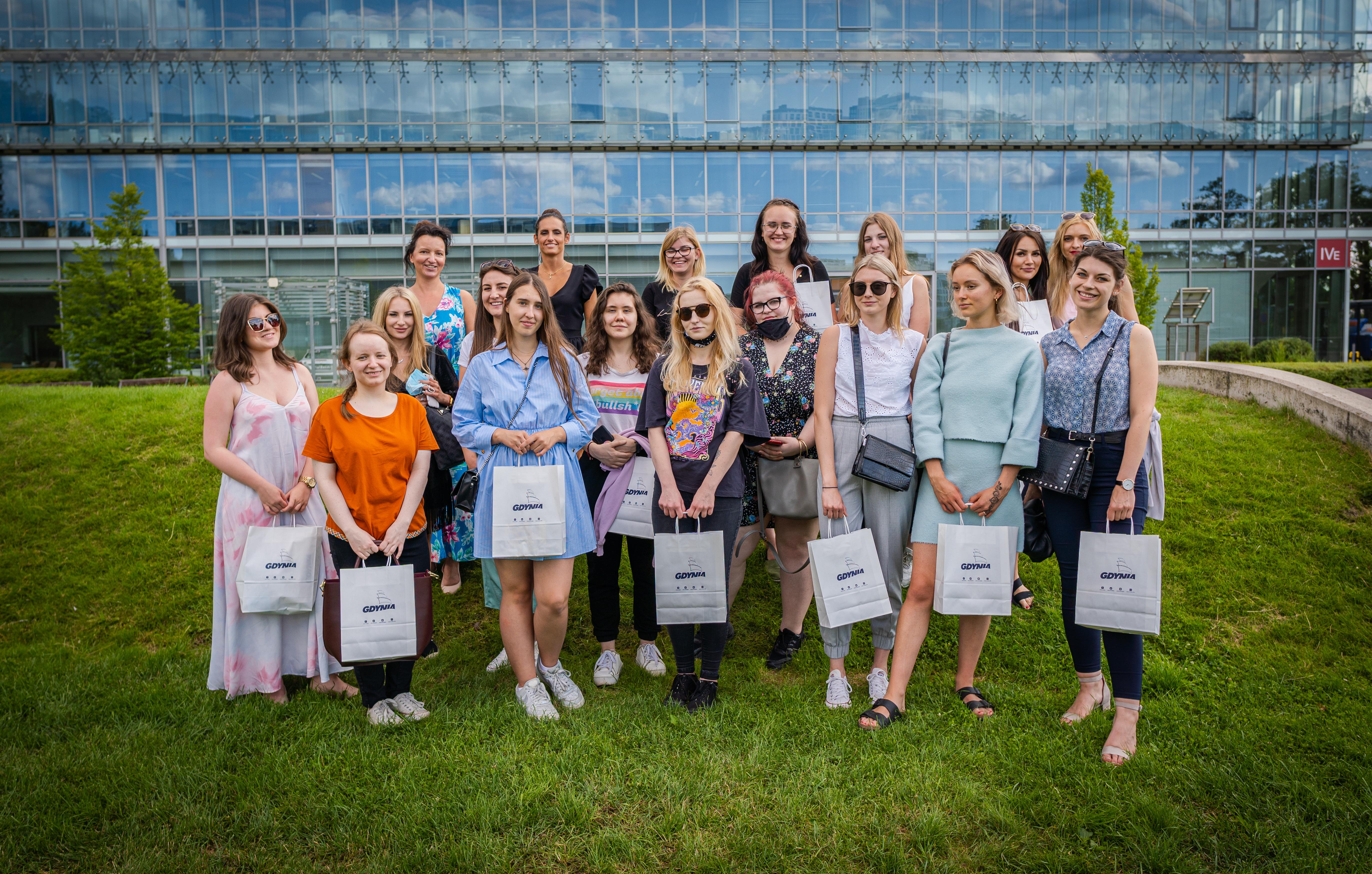 Uczestniczki Uniwersytetu Sukcesu z wizytą w PPNT, fot. Kamil Rojek