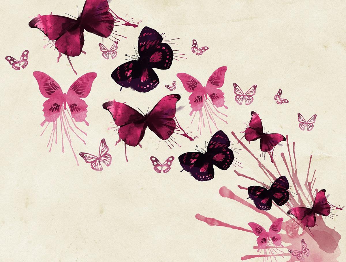 Barwne motyle – warsztaty czytelniczo-plastyczne dla dzieci