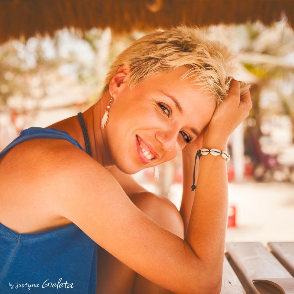 Martyna Skura fot. Justyna Gieleta, źródło: lifein20kg.com
