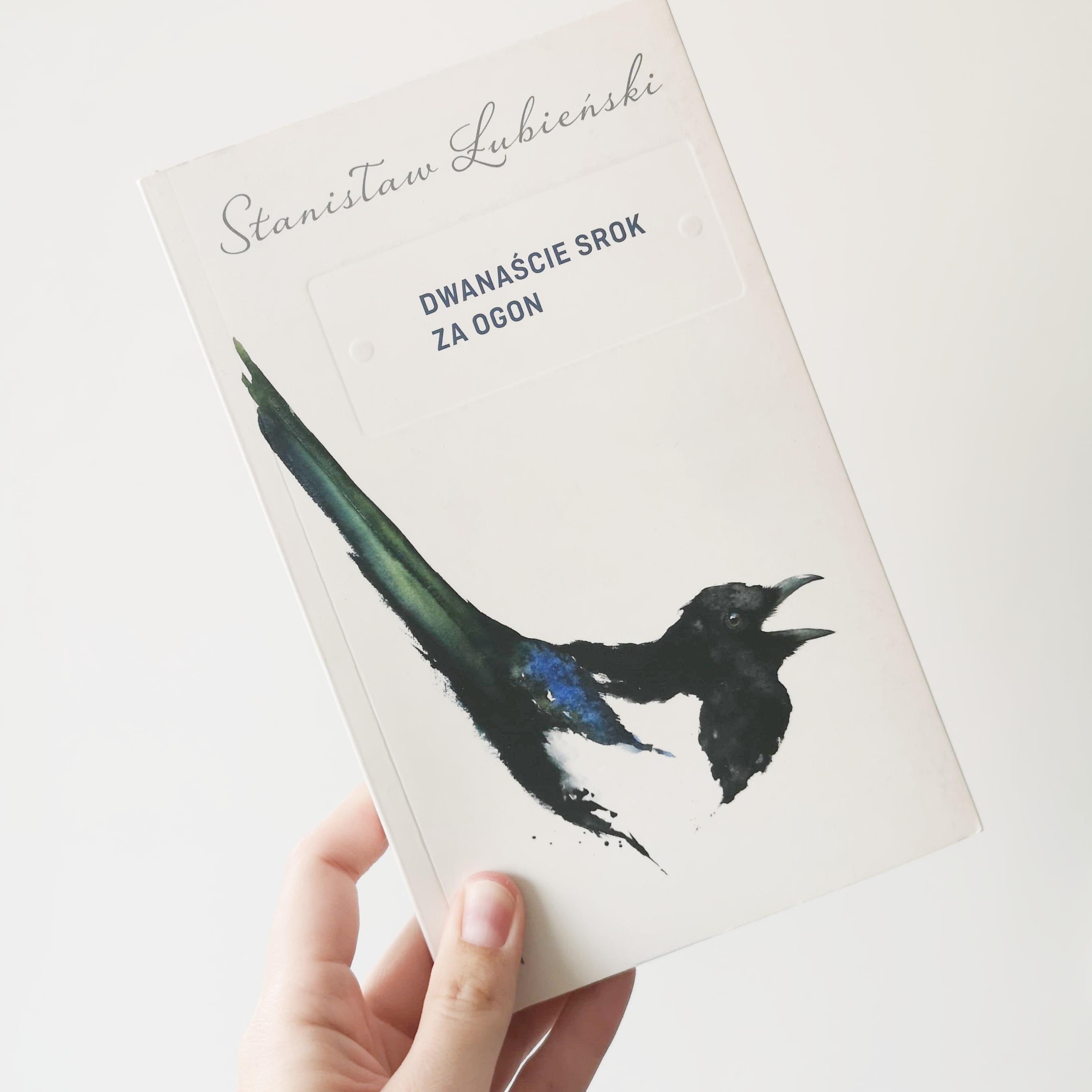 """Stanisław Łubieński """"Dwanaście srok za ogon"""", fot. Biblioteka Gdynia"""