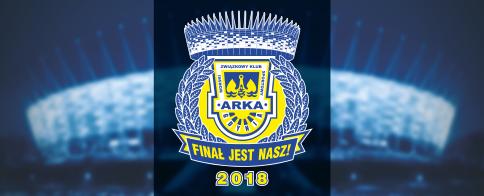 Arka zagra w Finale Pucharu Polski