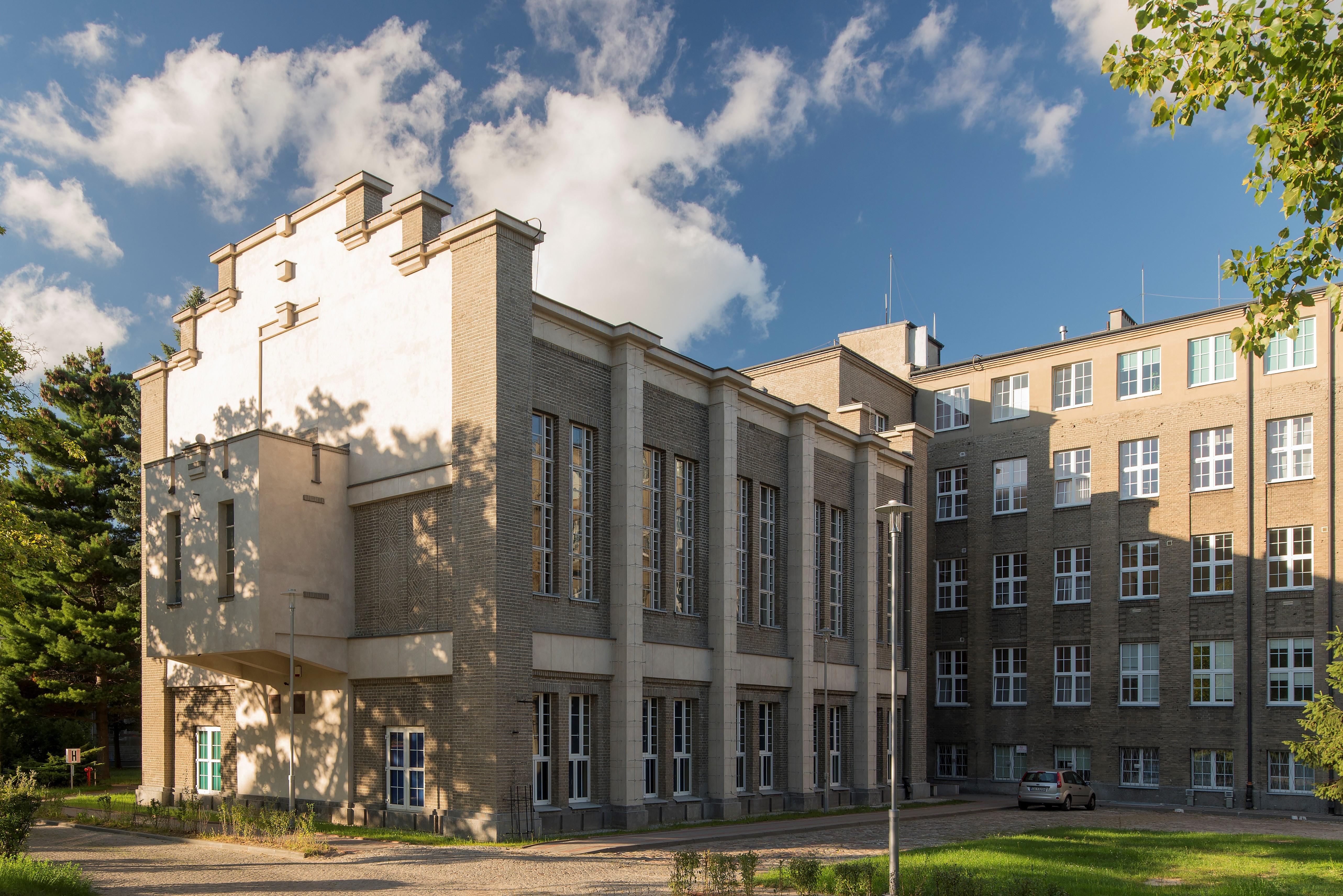 Aula Uniwersytetu Morskiego przy ul.Morskiej 81-87
