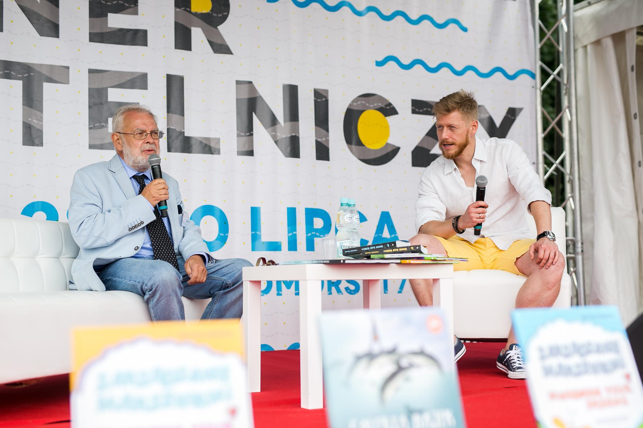 Nadmorski Bulwar Czytelniczy potrwa od 10 do 12 sierpnia, fot, Karol Stańczak