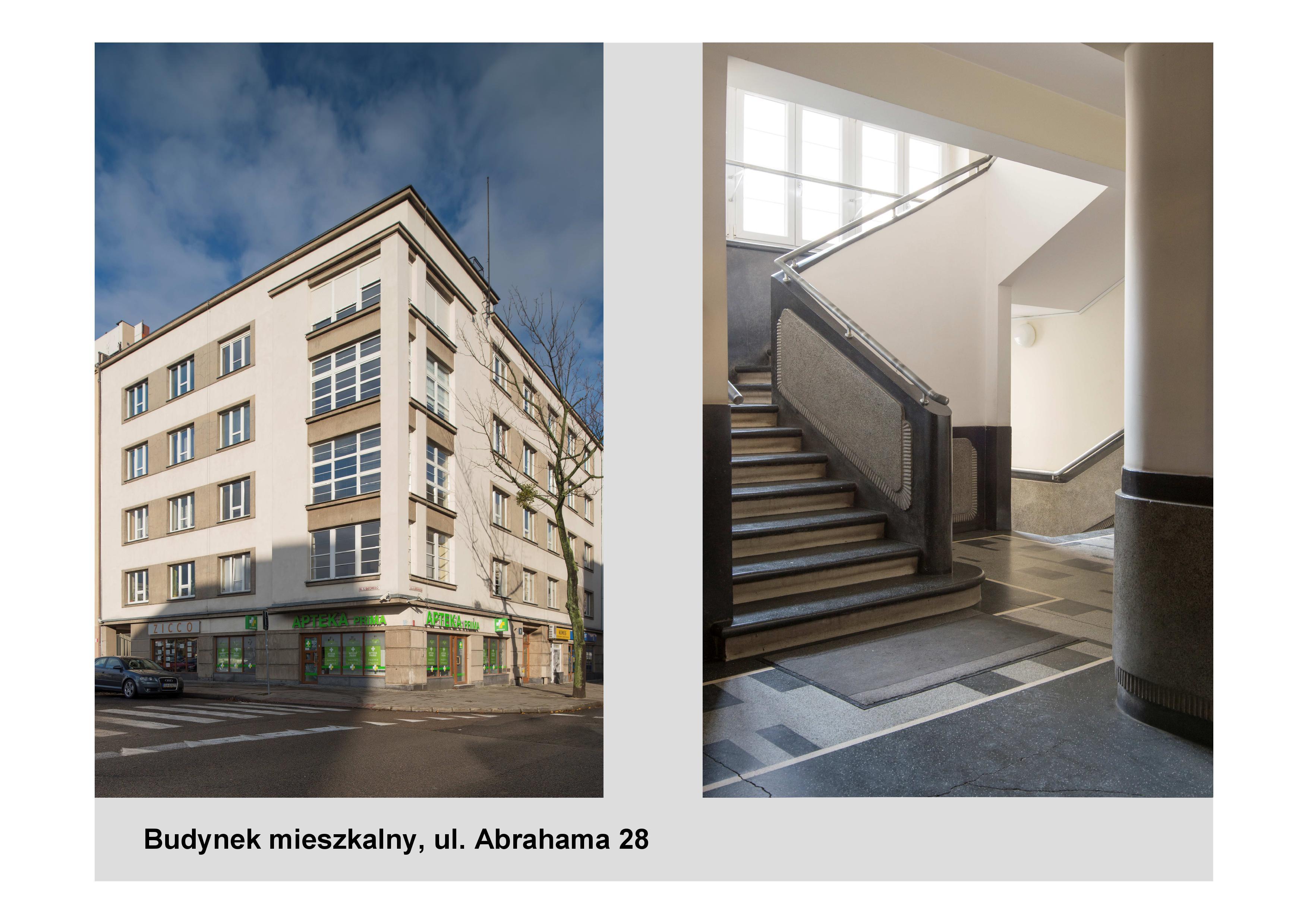 Kamienica Reicha i Birnbauma przy ul. Abrahama 28, fot. materiały prasowe