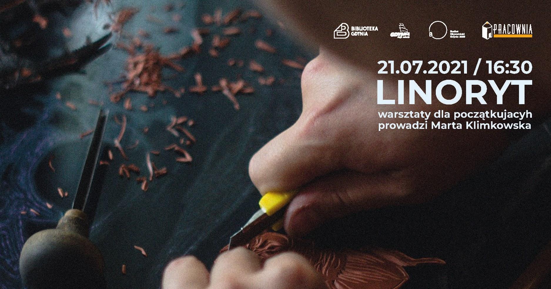 Linoryt – warsztaty dla początkujących