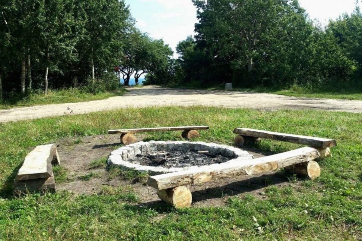 Miejsce na ognisko (Osada Rybacka)