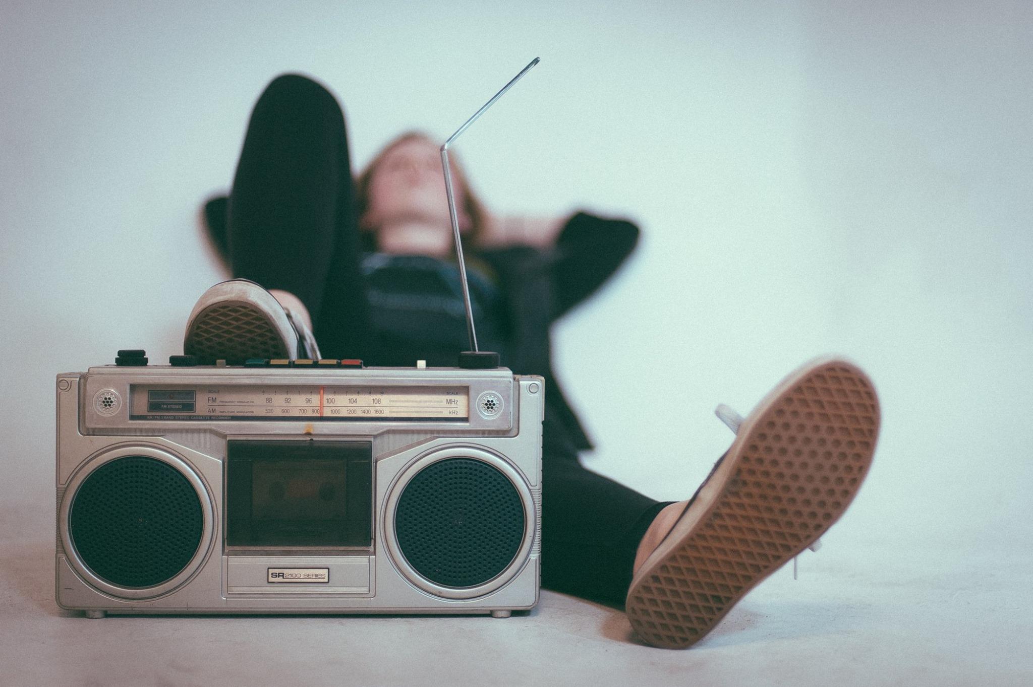 Radioman, źródło: Biblioteka Gdynia