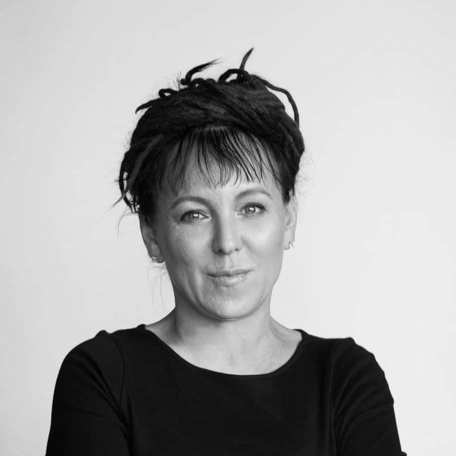 Olga Tokarczuk. Źródło: Unia Literacka