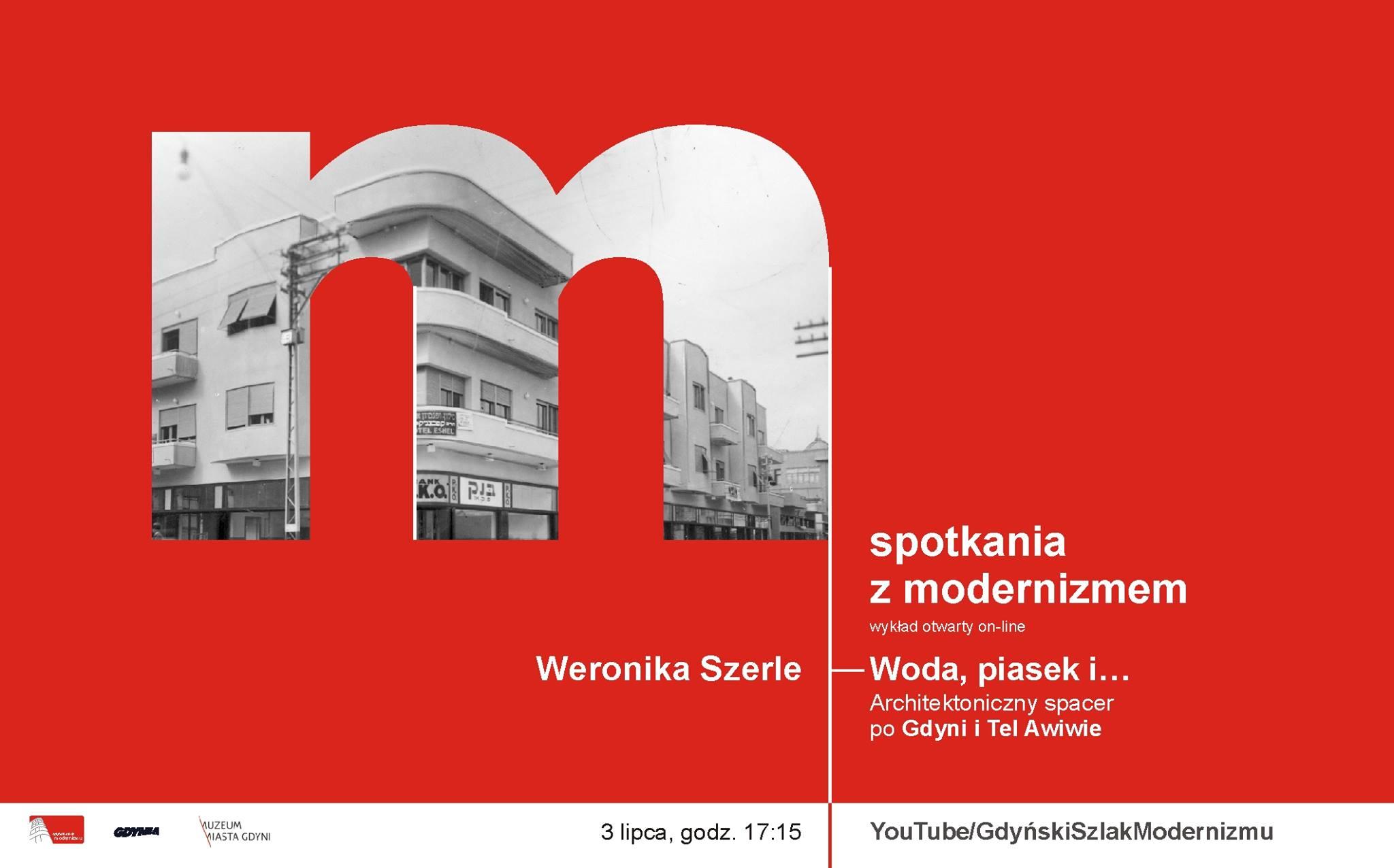 Woda, piasek i… architektoniczny spacer po Gdyni i Tel Awiwie