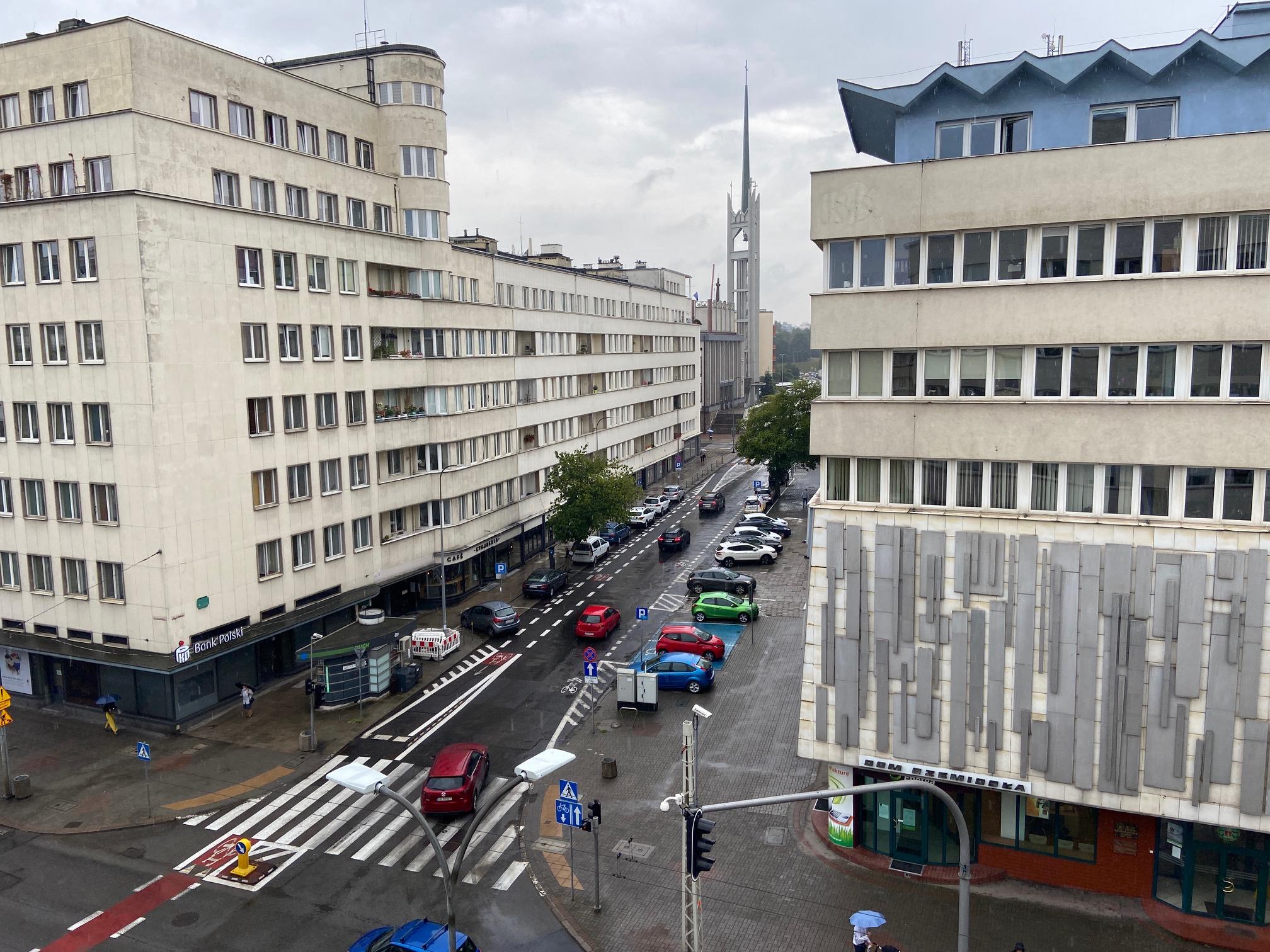 Ulica 3 Maja przed metamorfozą // fot. ZDiZ
