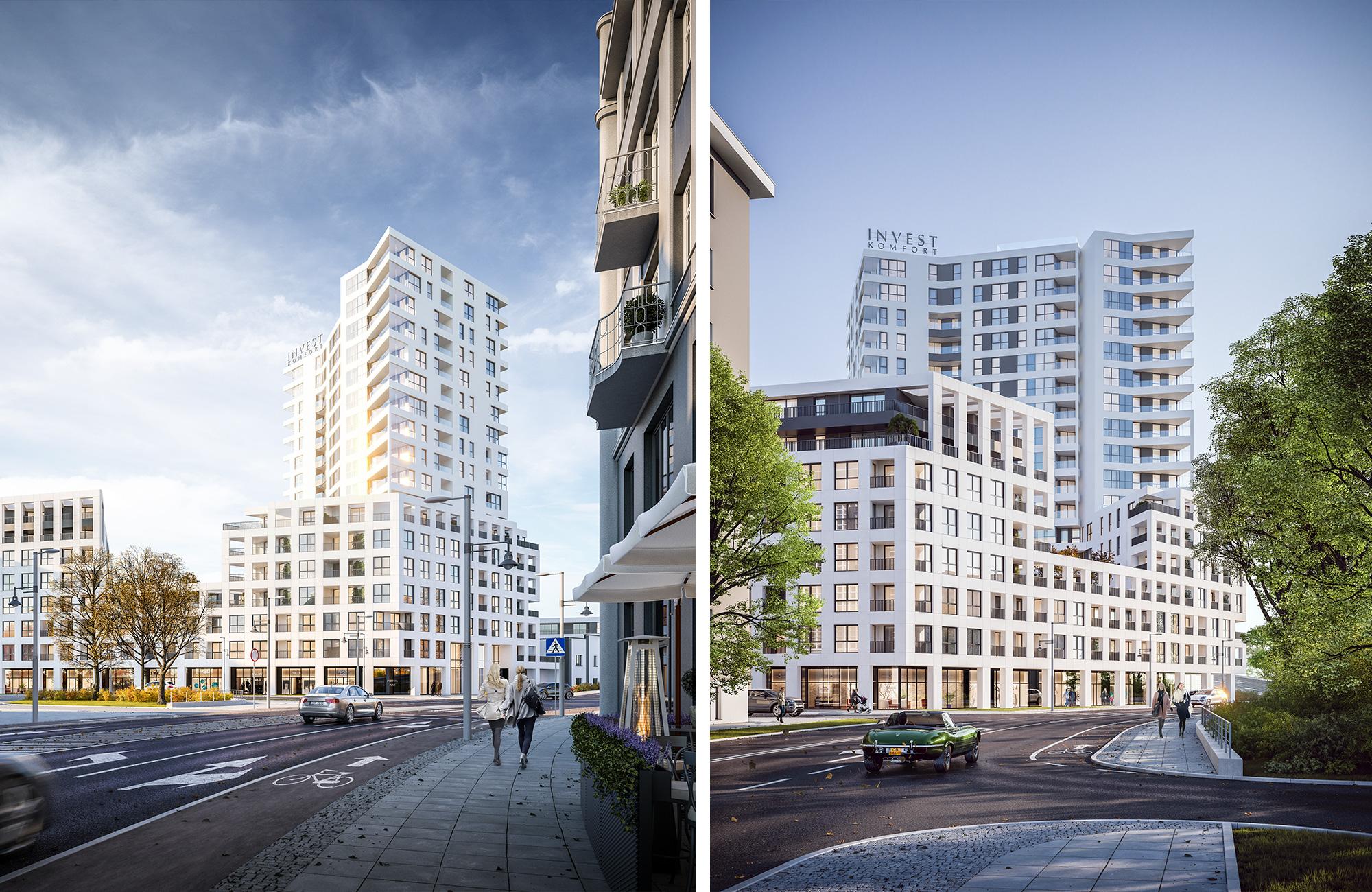 Portova nawiązuje prostymi i geometrycznymi formami do modernistycznych tradycji Gdyni, fot. materiały prasowe