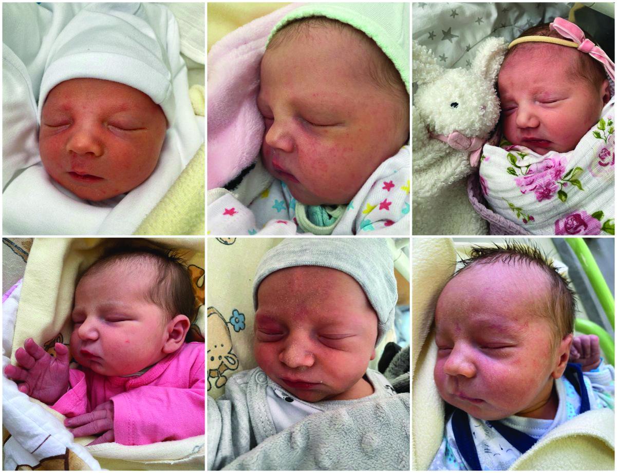 Dzieci urodzone 10 lutego