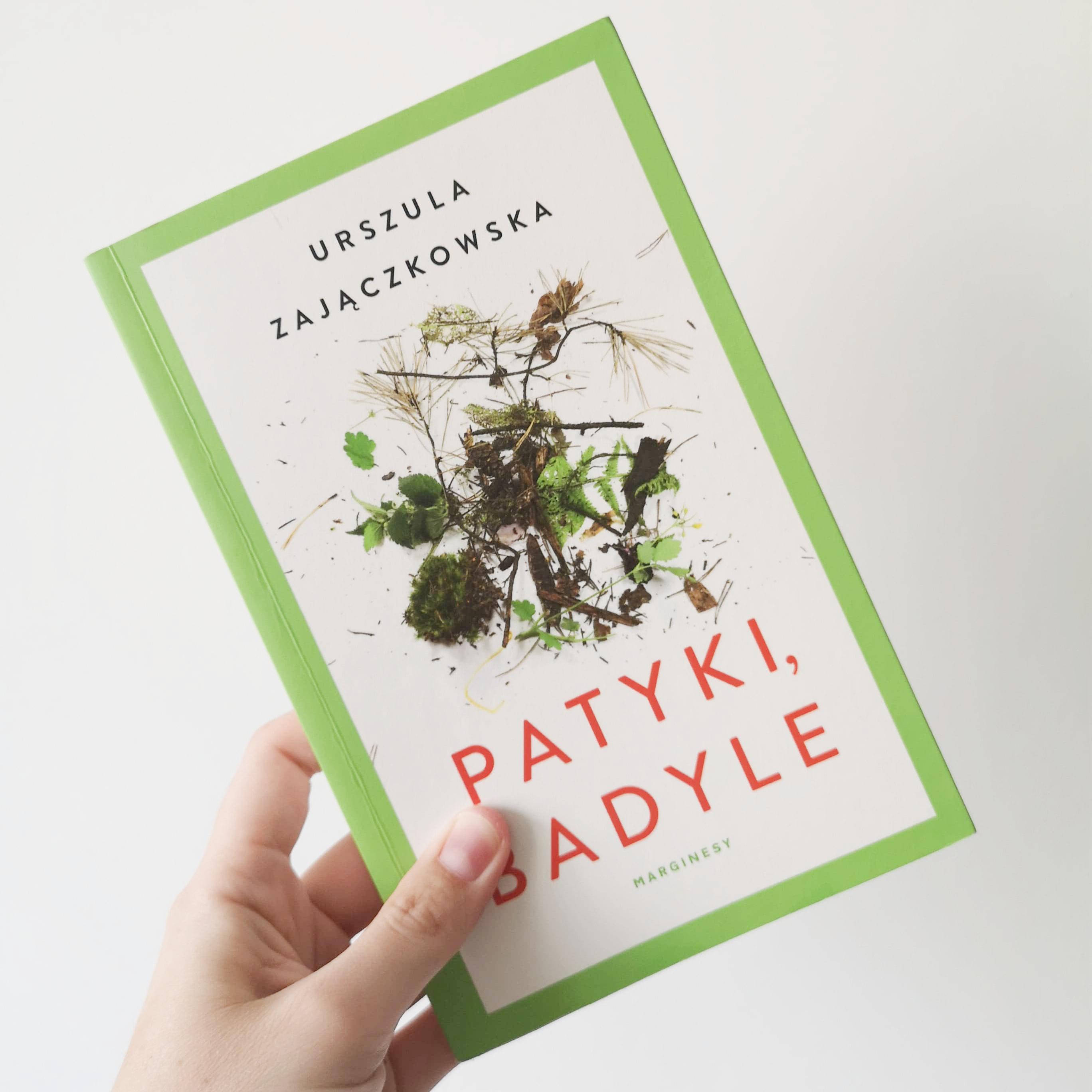 """Urszula Zajączkowska """"Patyki, badyle"""", fot. Biblioteka Gdynia"""