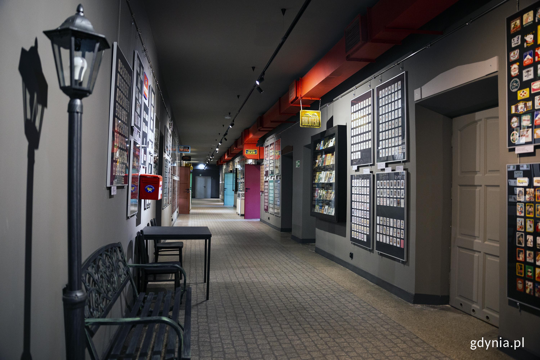 Tak wygląda Muzeum Kart do Gry w Gdyni, fot. Przemysław Kozłowski