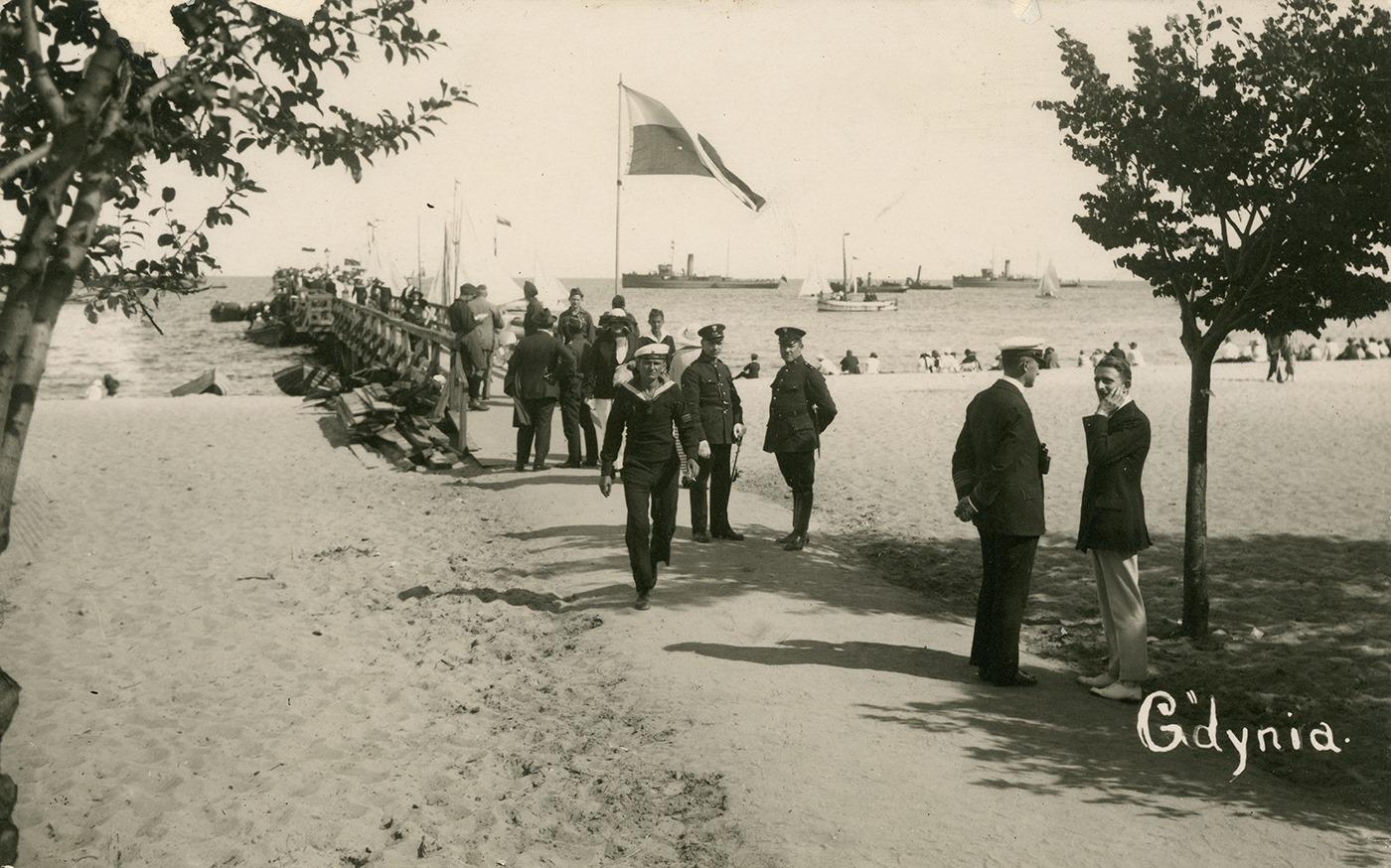 Wakacje Morskie Gdyni – spacery z przewodnikiem Legenda Morska