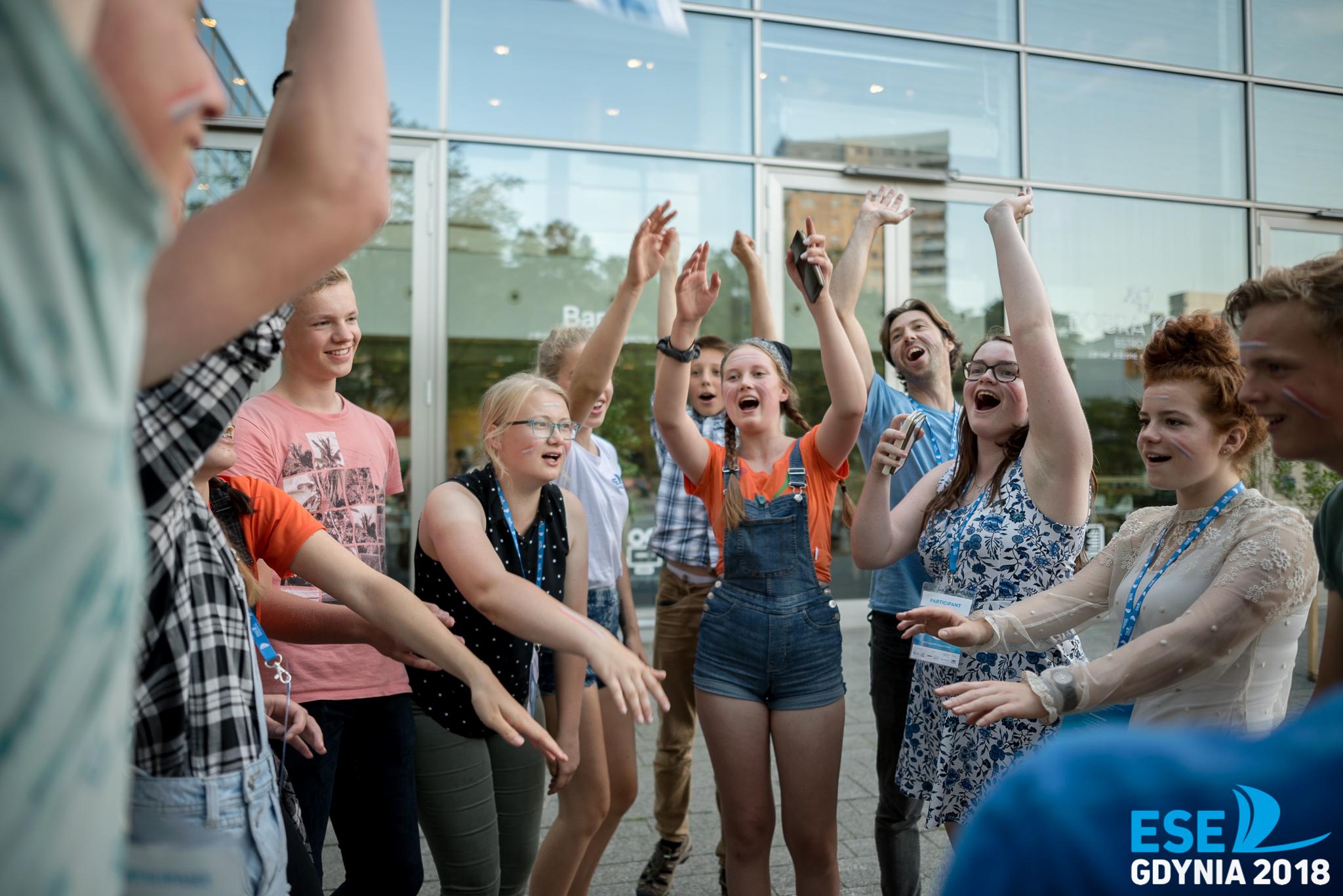Młodzi innowatorzy przyjechali do Gdyni z 27 krajów, fot. mat. organizatora