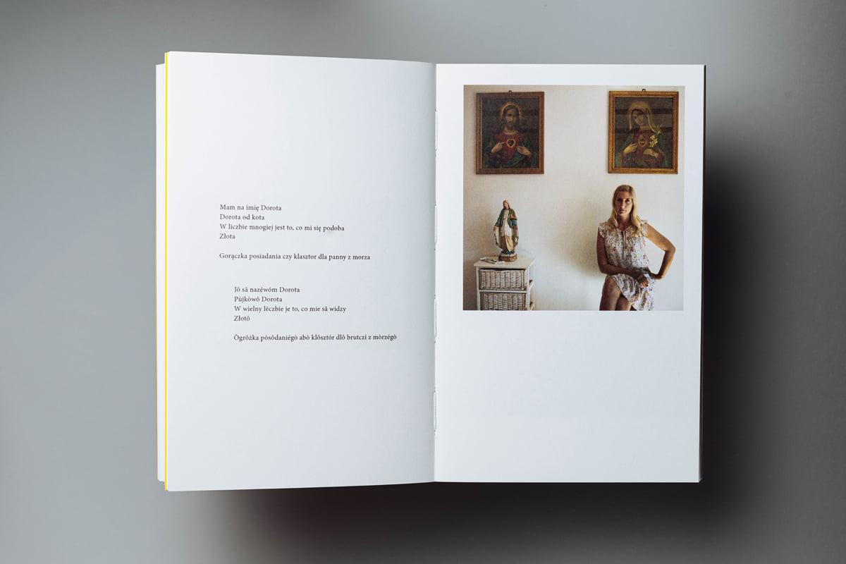 """Książka """"Tam dom mój, gdzie Bóg mój"""", fot. Dorota Oza Karecka"""