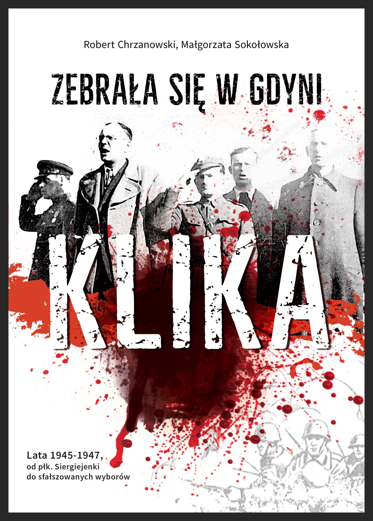 """""""Zebrała się w Gdyni klika. Lata 1945-1947"""" - spotkanie autorskie  z Małgorzatą Sokołowską i Robertem Chrzanowskim"""