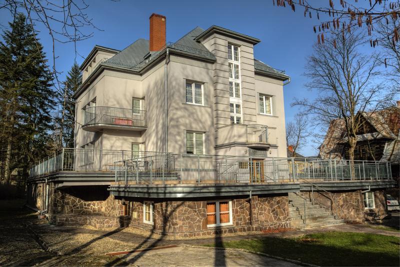 """Willa Literatów """"Astoria"""", źródło: www.astoria-willaliteratow.pl"""