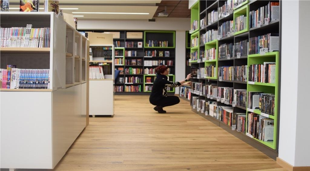Dzięki aukcji Biblioteki Gdynia masz szanse zostać... bibliotekarzem, fot. materiały prasowe