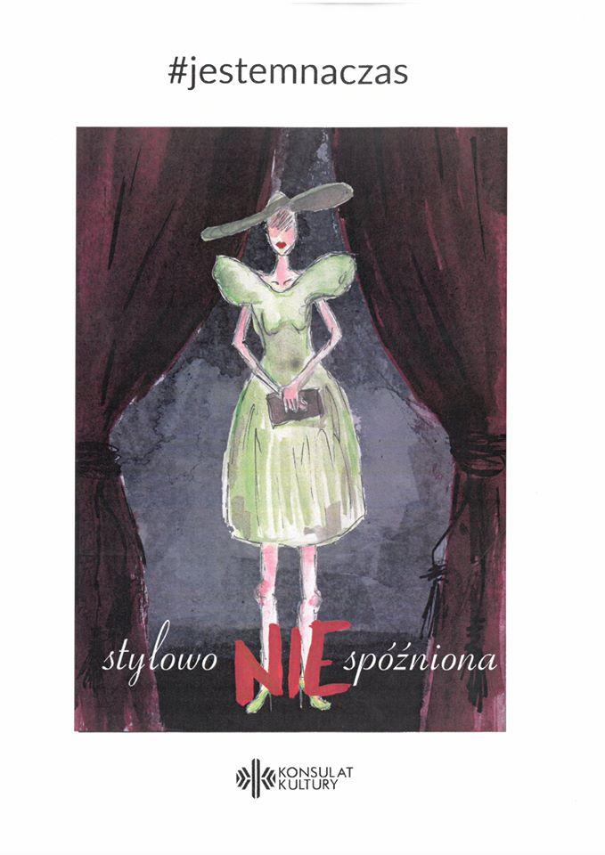 Nagrodzona praca, autor: Zuzanna Kocięcka