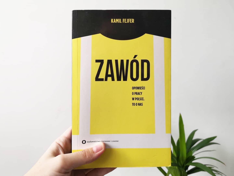 """""""Zawód. Opowieści o pracy w Polsce. To o nas"""" Kamil Fejfer, fot. Archiwum Biblioteki Gdynia"""