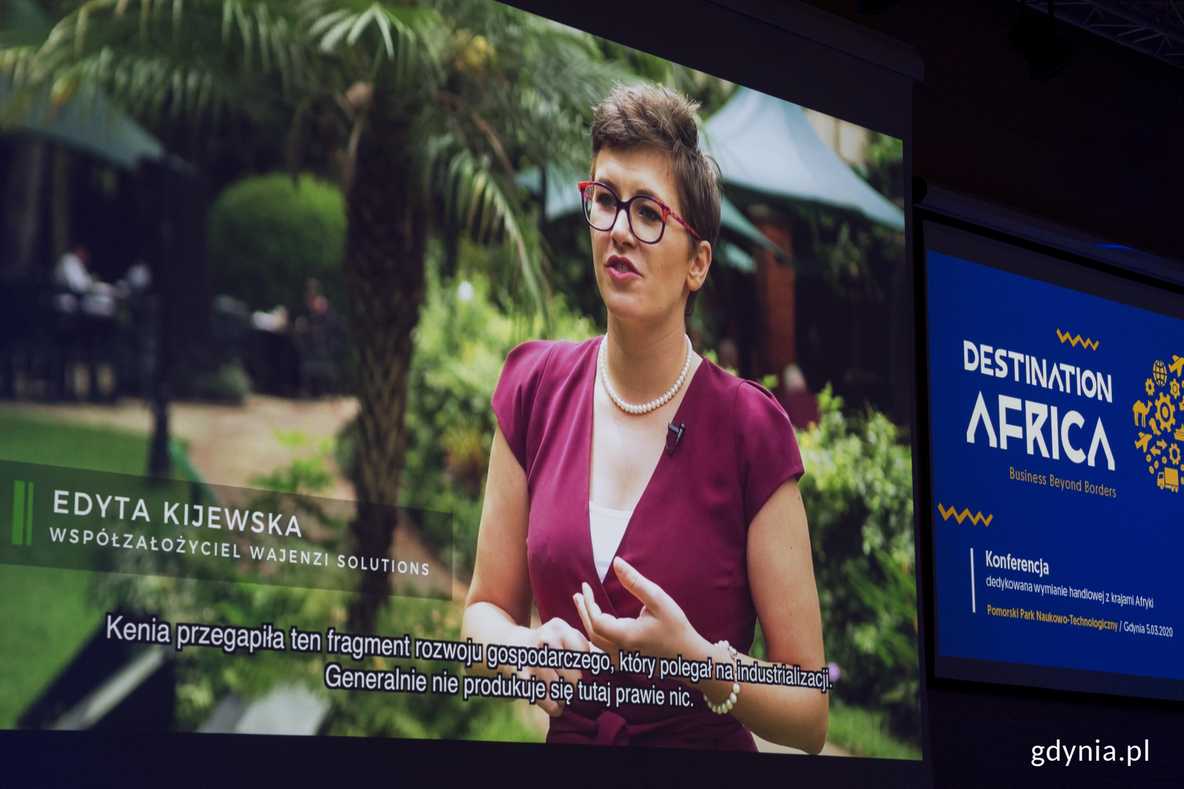 Konferencja Destination Africa. fot. Przemysław Kozłowski