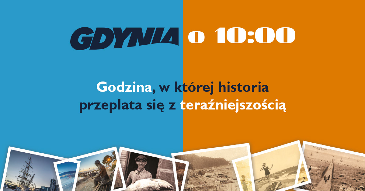 Gdynia o 10:00