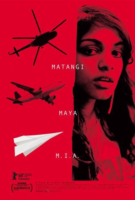 """MATANGI / MAYA / M.I.A."""