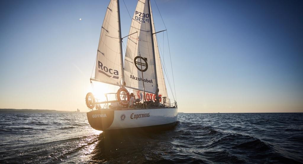 Gdynia to miasto nierozerwalnie związane z morzem, dlatego nie dziwią licytacje rejsów po Zatoce Gdańskiej, fot. materiały prasowe