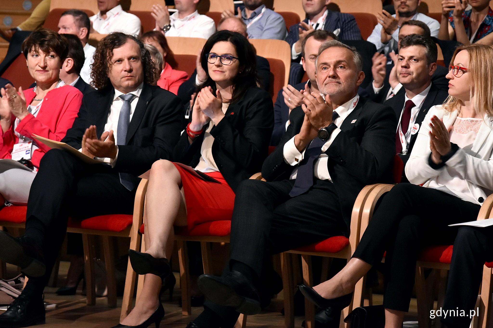 W Filharmonii Bałtyckiej na Ołowiance samorządowcy z całej Polski wzięli udział w sesji Samorządna Rzeczpospolita, fot. Jan Ziarnicki.