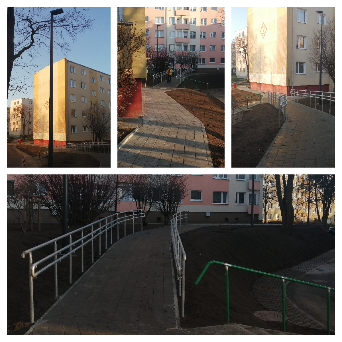 Ścieżka po remoncie/ fot. ZDiZ