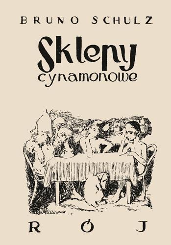 """Bruno Szulc """"Sklepy cynamonowe"""""""