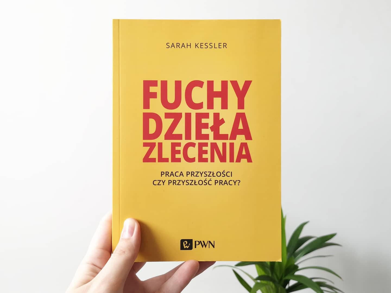 """""""Fuchy, dzieła, zlecenia. Praca przyszłości czy przyszłość pracy?"""" Sarah Kessler, fot. Archiwum Biblioteki Gdynia"""
