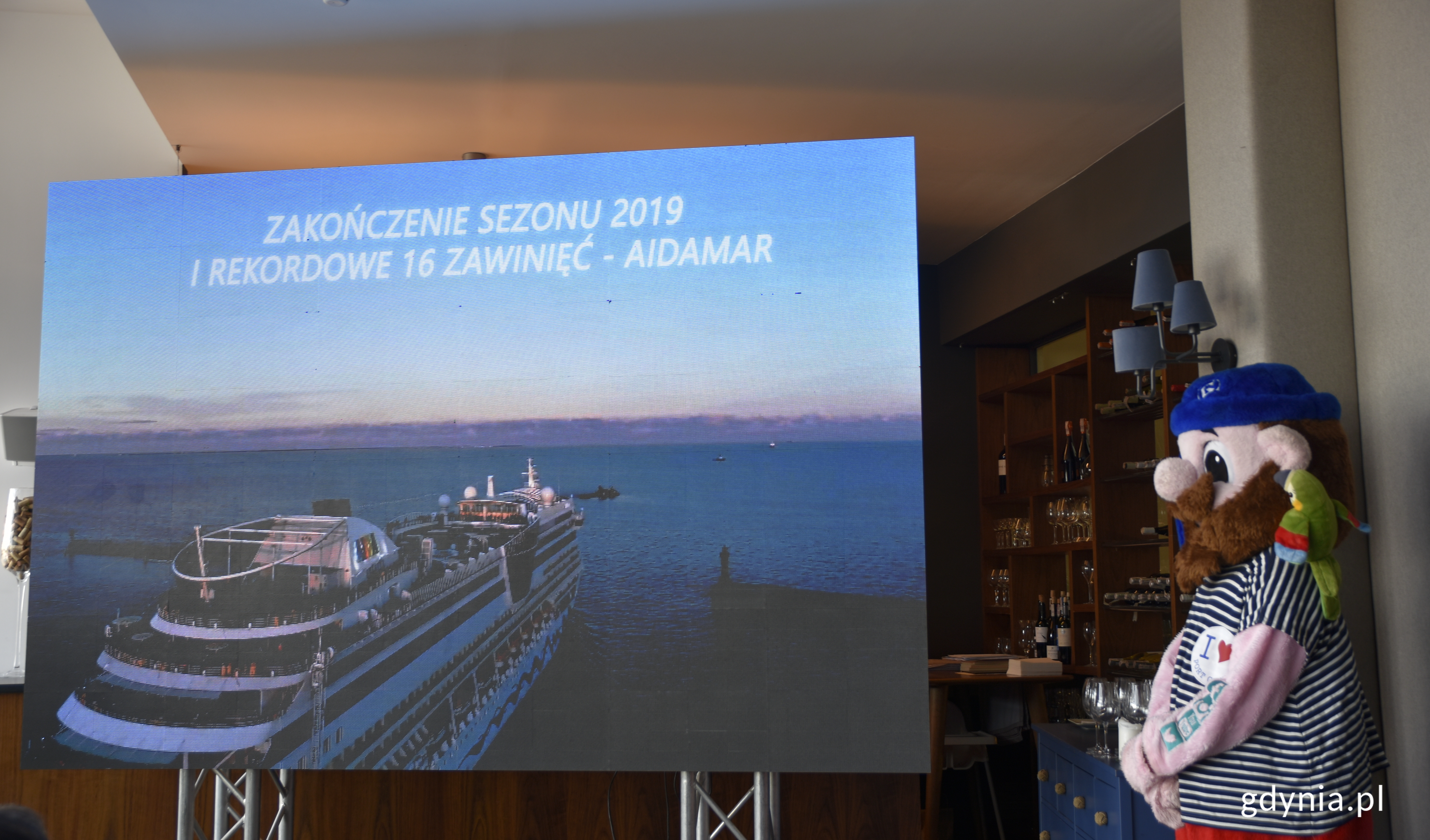 Zakończył się sezon wycieczkowców w Porcie Gdynia // fot. Justyna Bronk