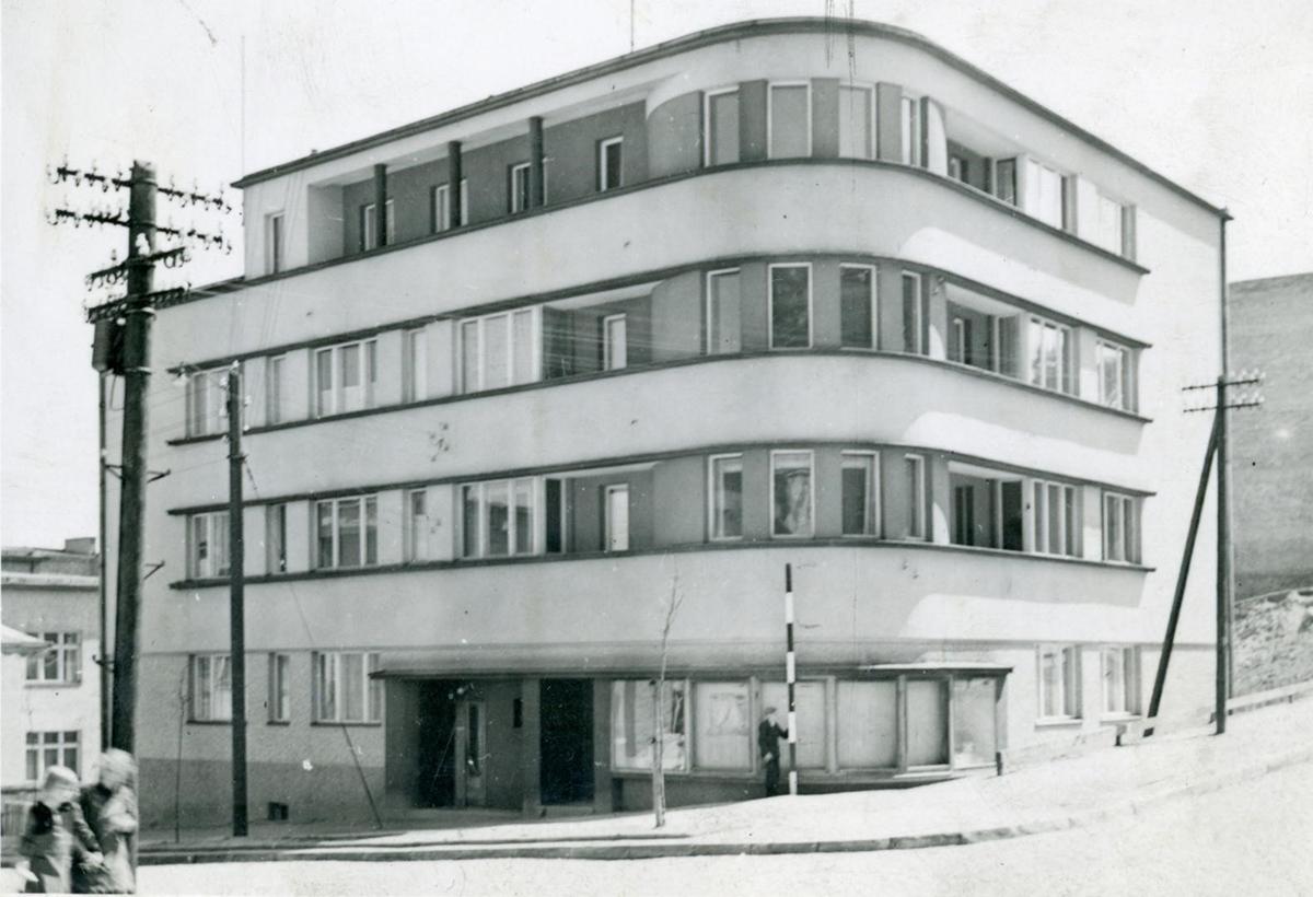 Detal w architekturze – spacer ulicą Słupecką, źródło: Muzeum Miasta Gdyni