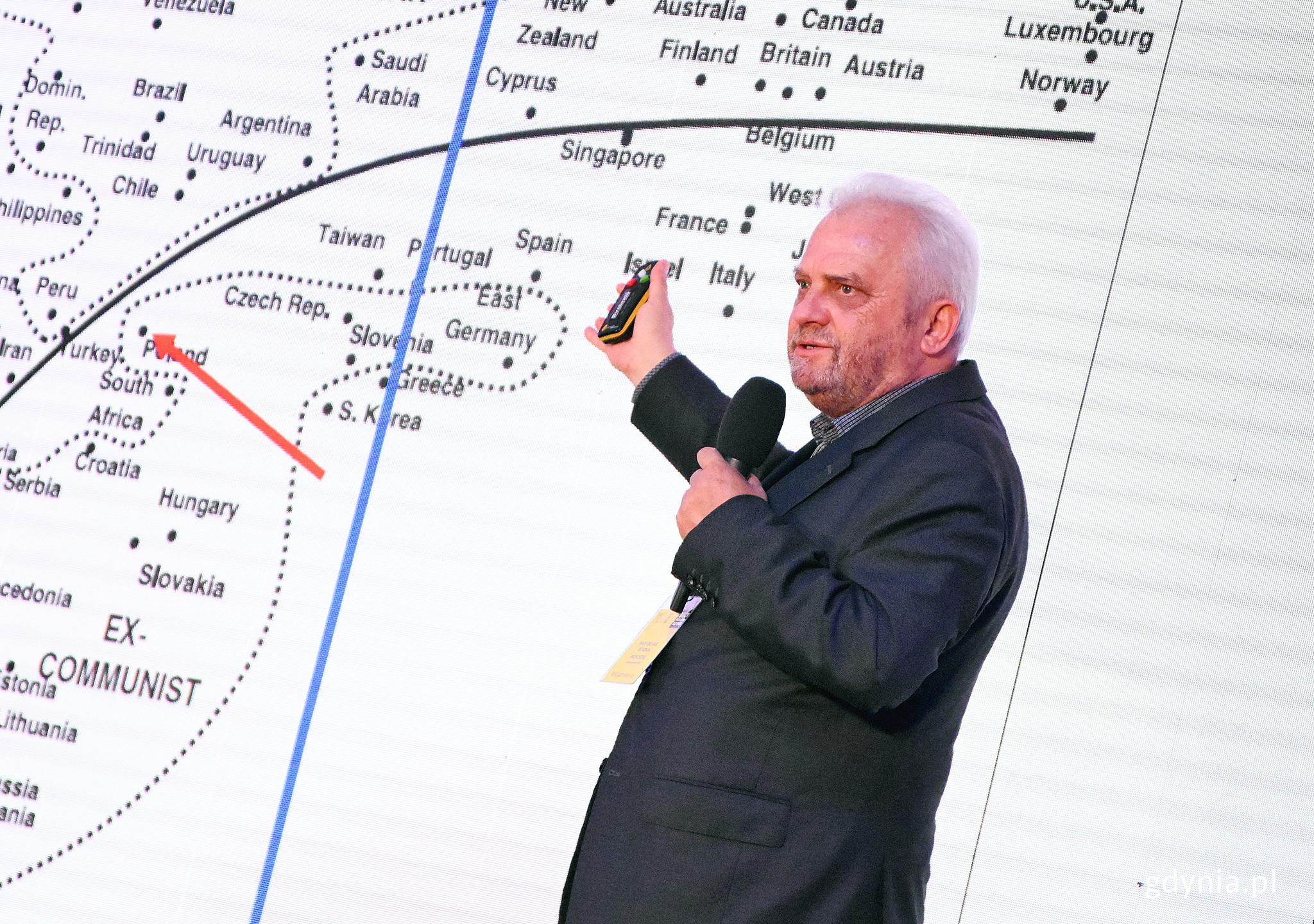 Prelekcja prof. dr hab. Bogdana Wojciszke, fot. Kamil Złoch