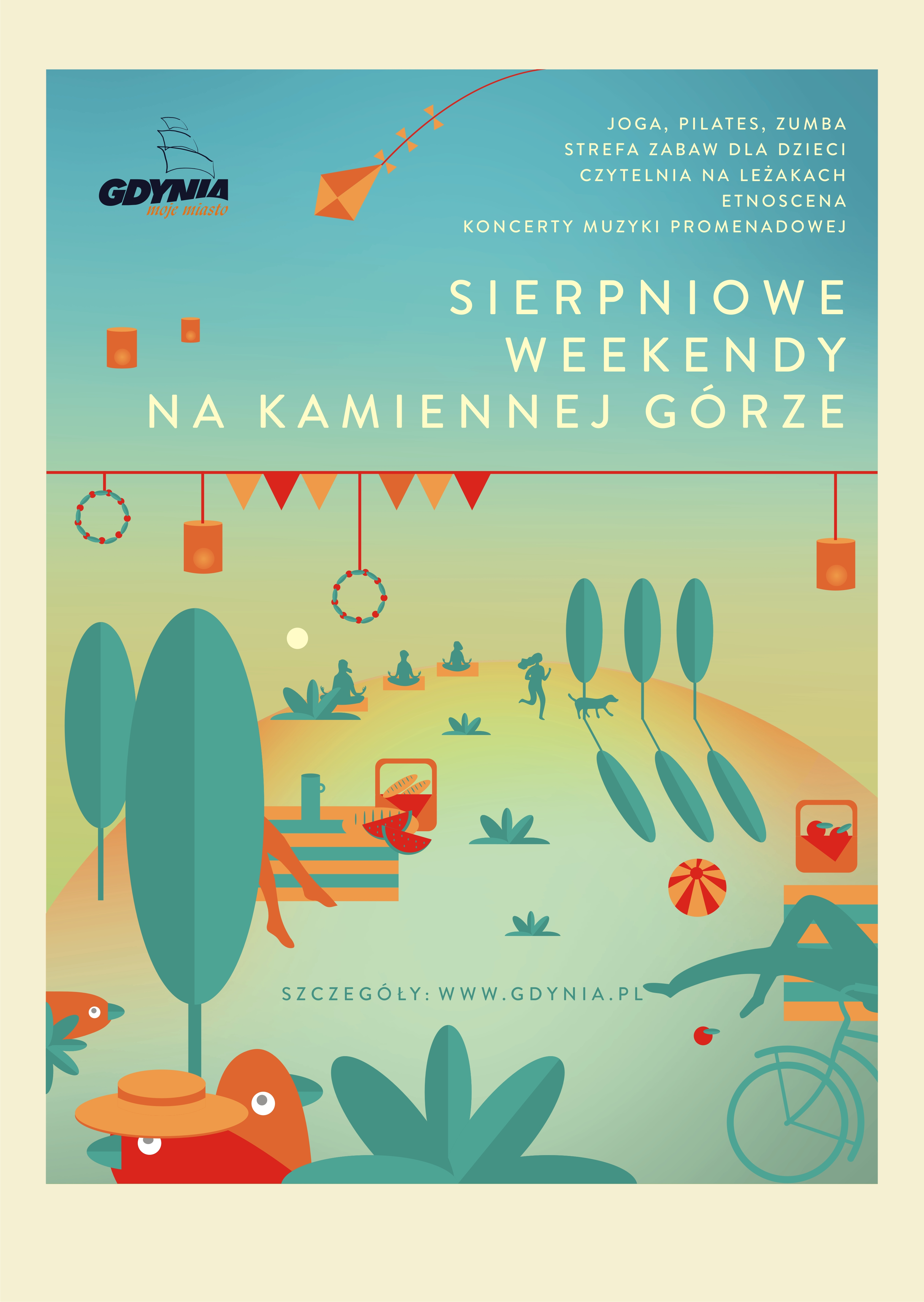 Weekend na Kamiennej Górze - program 1-2 sierpnia