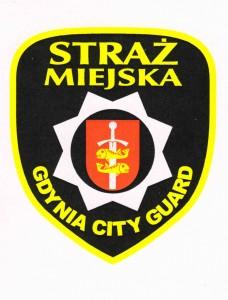 Logo Straży Miejskiej Gdynia