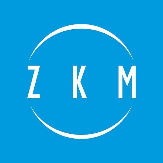 logo ZKM