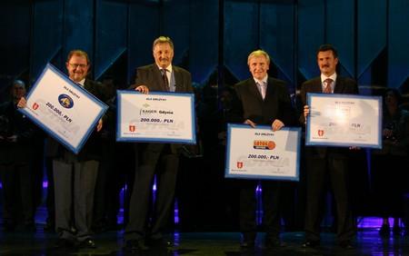 Gala Sportu 2007, nagrody prezydenta ppi